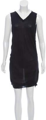 Maison Margiela Sleeveless Knit Dress