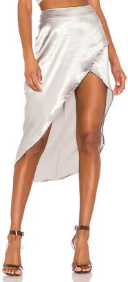 h:ours Bramley Midi Skirt