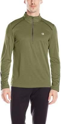Champion Men's Vapor Run 6.2 Half-Zip Pullover Jacket