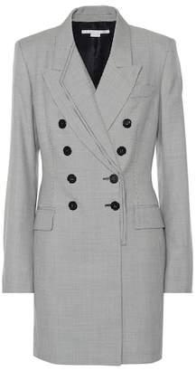 Stella McCartney Houndstooth wool dress