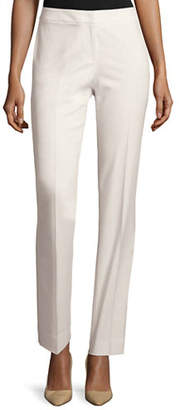 Lafayette 148 New York Barrow Straight-Leg Pants, Plus Size