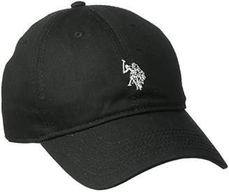 U.S. Polo Assn. Women's Cotton Twill Baseball Cap