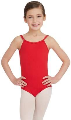Capezio Dance Girls' Camisole Leotard with Adjustable Straps