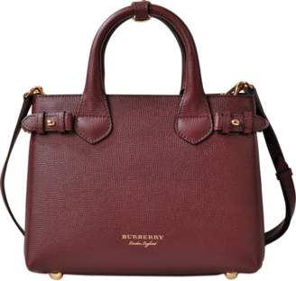 Burberry Small Banner bag $1,295 thestylecure.com