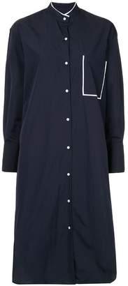 Jac + Jack Jac+ Jack Panama Shirt Dress