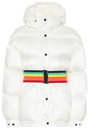 Perfect Moment Padded down ski jacket