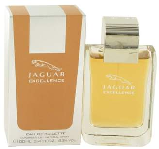 Jaguar Excellence by Eau De Toilette Spray 3.4 oz