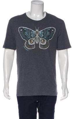 Gucci Butterfly Print T-Shirt