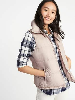 Old Navy Performance Fleece-Lined Frost-Free Vest for Women