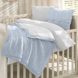 Greyleigh Creedmoor 6 Piece Crib Bedding Set