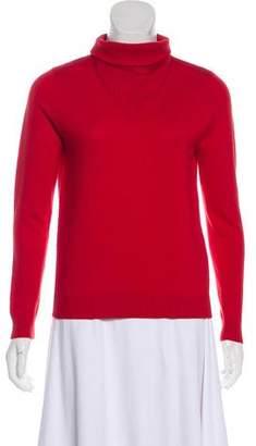 Totême Merino Wool Turtleneck Sweater