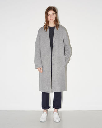 Acne Studios Avalon Wool Coat $1,150 thestylecure.com