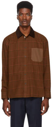 Rag & Bone Brown Chore Shirt