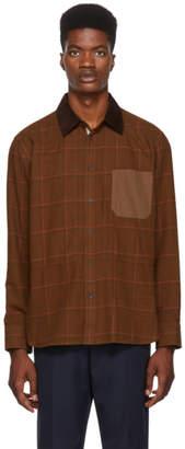 Rag & Bone Brown Chore Shirt