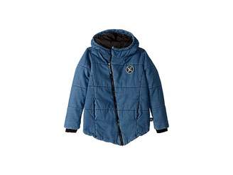 Nununu Puffy Jacket (Little Kids/Big Kids)