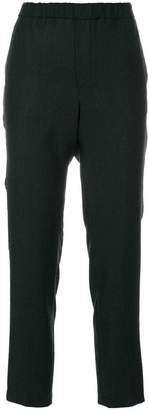Closed side panelled trousers