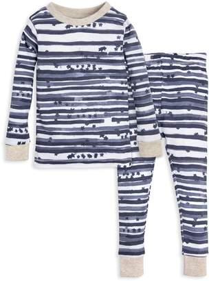 Burt's Bees Starry Stripes Organic Baby Pajamas