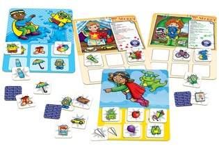 Next Boys Orchard Toys Superhero Lotto