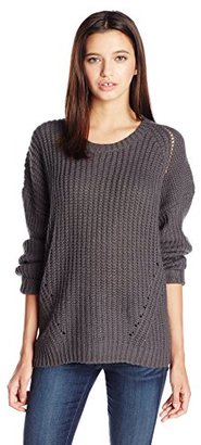 Element Juniors Farewell Crew Neck Sweater $55 thestylecure.com