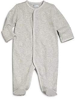 Ralph Lauren Baby's Cotton Interlock Footed Coverall