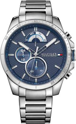 Tommy Hilfiger Watch With Stainless Steel Bracelet