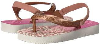 Havaianas Baby Chic Flip-Flop Girls Shoes