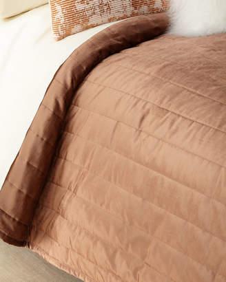 Donna Karan Home Full/Queen Awakening Velvet Quilt