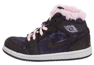 Nike Girls' High-Top Sneakers