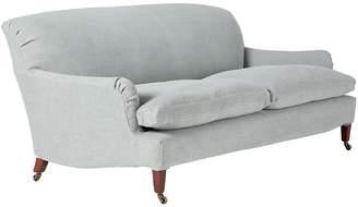 OKA Coleridge 3-Seater Sofa - Ice Blue