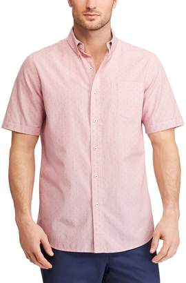 Chaps Big & Tall Regular-Fit Button-Down Shirt