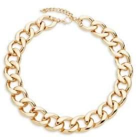 Design Lab Chain Collar Necklace
