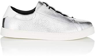 Fendi Women's Leather Slip-On Sneakers