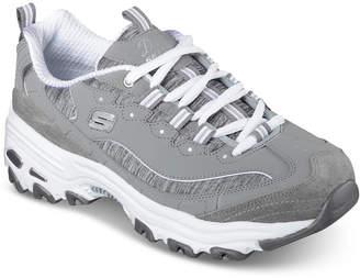 Skechers Women's D'Lites - Me Time Walking Sneakers from Finish Line