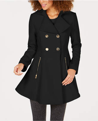 Laundry by Shelli Segal Petite Skirted Coat