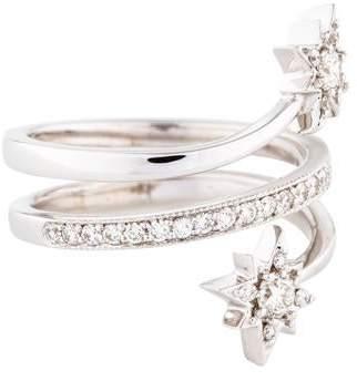Penny Preville 18K Diamond Star Ring