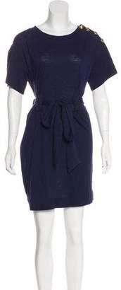3.1 Phillip Lim Spike-Accented Mini Dress