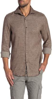 BOSS Scot Flannel Slim Fit Shirt
