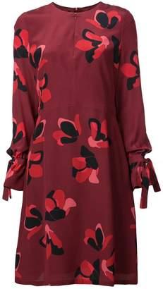 Akris Punto floral patterned dress