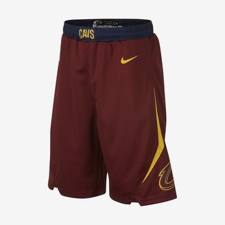 6405dc907ede Nike Big Kids  (Boys ) NBA Shorts Cleveland Cavaliers Icon Edition Swingman