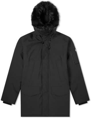 Kenzo Fur Hooded Winter Parka