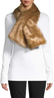 RENVY Classic Faux Fur Scarf