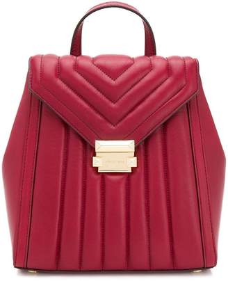 MICHAEL Michael Kors Whitney quilted backpack