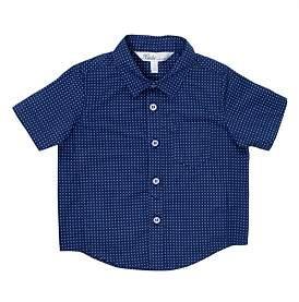 Bebe by Minihaha Theo Short Sleeve Shirt (3-24Months)