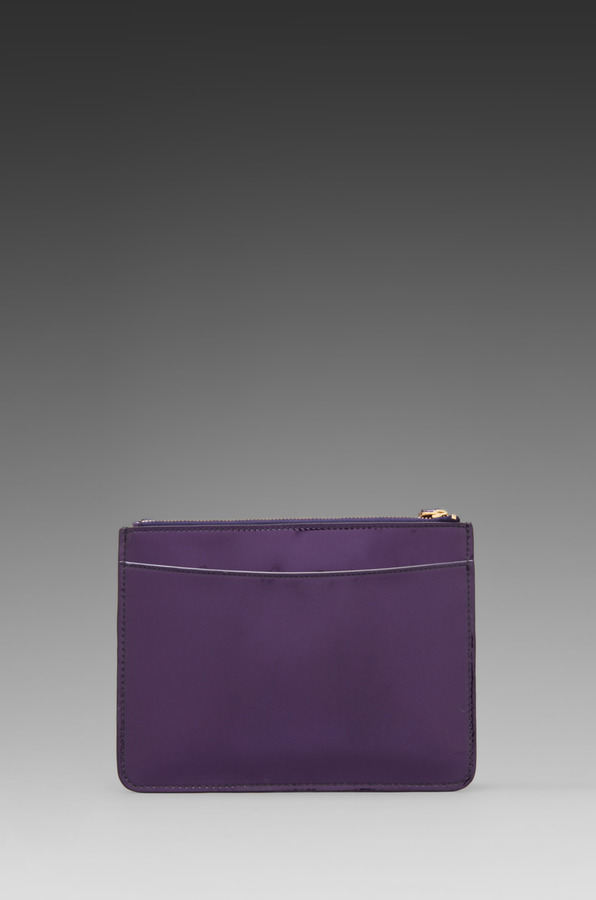 Marc by Marc Jacobs Techno Wristlet Zip Pouch