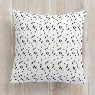 Tusk Square Pillow