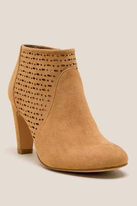 Judson Dress Ankle Boot - Tan