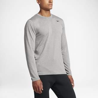 Nike Dri-FIT Men's Long Sleeve Training Top