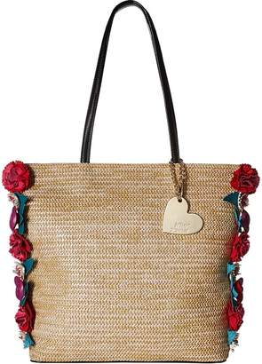 Betsey Johnson Gypsy Rose Tote Tote Handbags