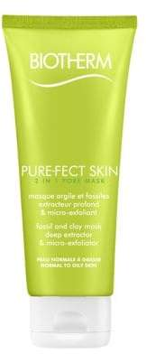 Biotherm Purefect Skin 2 in1 Pore Mask