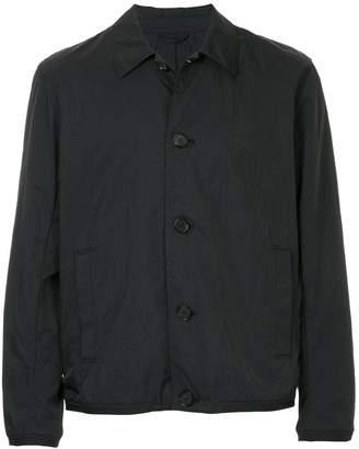 CK Calvin Klein cropped lightweight jacket